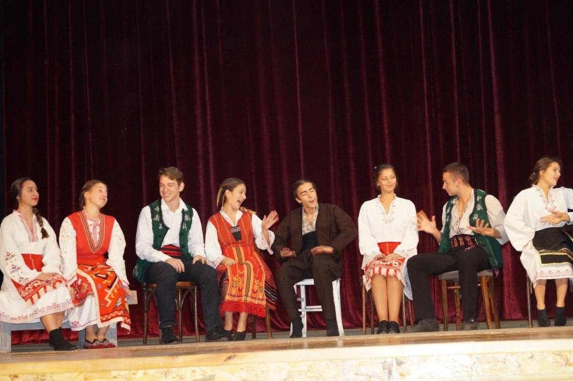 Младежки театрален фестивал